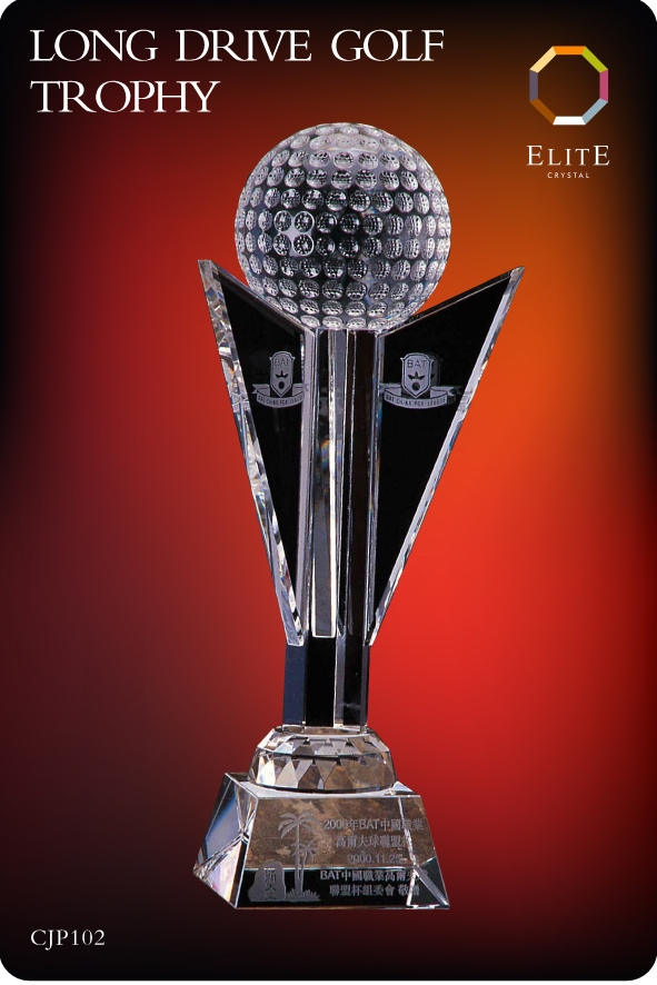 LONG DRIVE GOLF TROPHY - CJP102